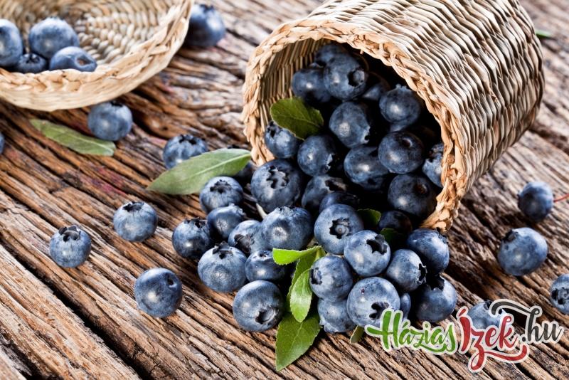 legegészségesebb gyümölcs az áfonya
